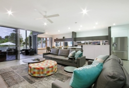 20. Open plan Living, Kitchen, Dining and Outdoor Living
