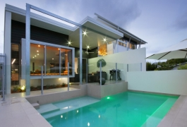 6. Pool, Daybed,  Outdoor Living and BBQ area