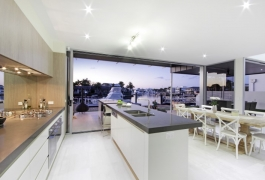 12. Dining, Kitchen with BBQ area,Teppanyaki Bar, and Outdoor Dining