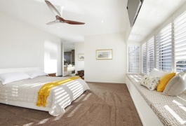 24. Master Bedroom with Daybed